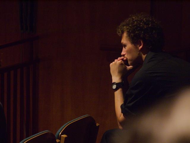 Paul Watkins, composer