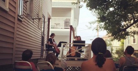 Summer House Concerts Featured