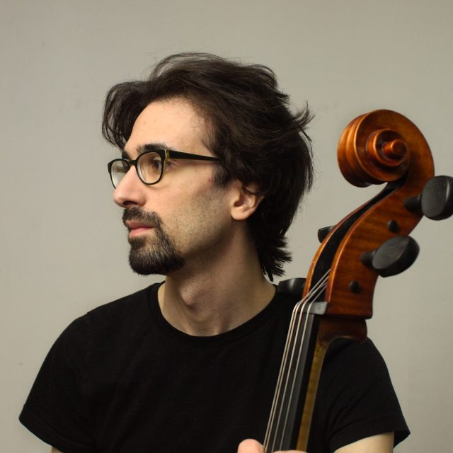 Simon Linn-Gerstein, cello